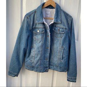 Angel kiss jean jacket